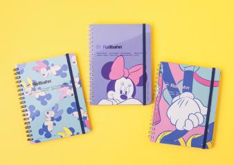 【限定ロルバーン】パステルカラーのミニーマウス×ロルバーン